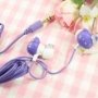 Sanrio Hello Kitty Purple Stereo Earphones