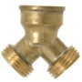 Y Connector Faucet Adapter