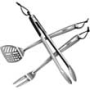 Weber 3 Piece Stainless Steel Tool Set