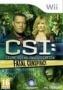 CSI: Crime Scene Investigation - Fatal Conspiracy- Wii