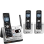 AT&T TL92328 Dect 6.0 Bluetooth Enabled Cordless Phone with Digital Answering System and Extra 2 Handsets and Chargers