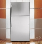 GE Freestanding Top Freezer Refrigerator PTS22SHS