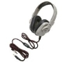 Califone Washable Titanium TM Headphone With Guaranteed for Life TM Cord - Califone HPK-1540