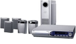 JVC THM303 Home Theater System