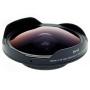 Opteka Platinum Series 43mm 0.3X HD Ultra Fisheye Lens for Canon VIXIA HV30, HG10, HV20, & HV40 Digial Video Camcorders