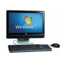 pavilion ms228uk with hard drive: black 18.5 amd athlon™ ii x2 250u 1.6 ghz genuine windows® 7 ho