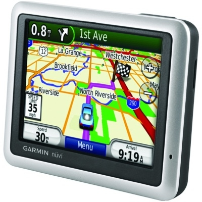 Garmin  on Garmin Nuvi 1250   Gps