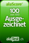 alaScore 100