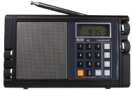 Meloson M8 Rechargeable AM/FM DSP (Digital Signal Processing) Radio, MP3 Player & Portable Speaker with Built-in Micro SD/TF Card Reader