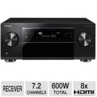 Pioneer SC-1222-K 7.2 Channel Network Ready AV Receiver