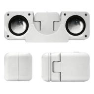 Setron SP-101 Foldable MINI IPOD Speakers