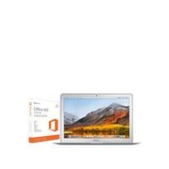 Apple MacBook Air, 13 inch, Intel® Core™ i7 Processor, 8Gb RAM, 128Gb SSD includes Microsoft Office 365 Home - Silver