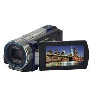 """Ckeyin ® Caméscope numérique - 16Mp Max 1080P FHD - 100 x Super Zoom numérique - Vision de Nuit infrarouge - 3.0 """"Ecran Tactile - Motion Detection Tim"""