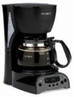 Mr. Coffee DRX5 4-Cup Coffee Maker