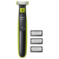 Philips QP2520/25 OneBlade Styler and Shaver, Lime