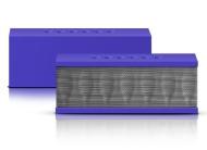 Photive CYREN Portable Wireless Bluetooth Speaker with Built in Speakerphone & 8 hour Rechargeable Battery - Purple