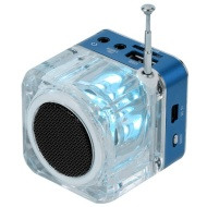 TOMTOP Mini Digital Portable Music MP3/4 Player