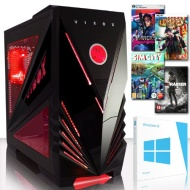 VIBOX Warrior 9 - Top Gaming PC, High Spec, Desktop, Computer, (4 Games WORTH £160)! HD 7850. 2TB HDD, 16GB RAM, 64Bit Windows 8, (with TOMB RAIDER, S