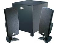 Cyber Acoustics 5.1 Black Speaker System