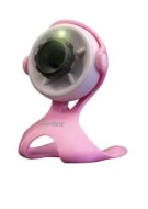 Saitek PINK Webcam