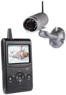 Elro CS82DVR Digitales Kamera Überwachungssystem/ Bildaufnahme mit Ton