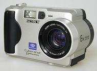 Sony Cyber-shot DSC-S50