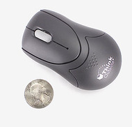 Think Outside Stowaway Travel Mouse - Mouse - wireless - Bluetooth