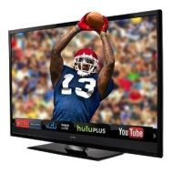 "VIZIO Razor LED 47"" Full HD 3D compatibility Smart TV Wi-Fi Black"