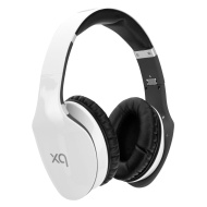 Xqisit Xq Stereo Bluetooth Headset with Touch Panel Control - White
