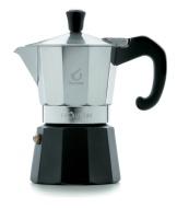 Caffettiera macchina del caffe' miss moka evolution cialde 2 tazze