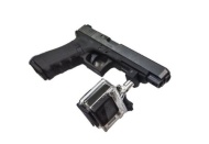 Smatree® Aluminum Glock Gun Rail Mount for GoPro HERO3+ 3 2 1 Cameras