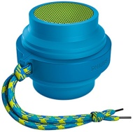 Philips FLEX BT2000A/37 Wireless Portable Bluetooth Speaker (Blue/Green)