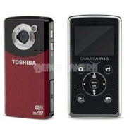 Toshiba Camileo WiFi Full HD 1080P Camcorder with 4GB SD Card