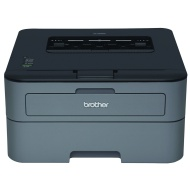 Brother - HL-L2320D Black-and-White Laser Printer - Gray § HL-L2320D