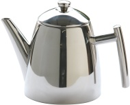 Frieling 18/10 Stainless Steel Primo Teapot with Infuser, 14-ounce