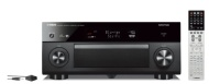 Yamaha - AVENTAGE 1260W 9.2-Ch. Network-Ready 4K Ultra HD and 3D Pass-Through A/V Home Theater Receiver RX-A2040BL § RX-A2040BL