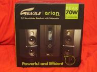 Eagle Arion ET-AR504LR-BK 2.1 Speakers