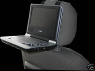 First Strap - Portable DVD Player Headrest Mount