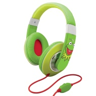 eKids Kermit the Frog Over the Ear Headphones with Volume Control (DK-M403)