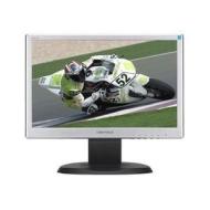 "HannsG HW173A 17"" Widescreen LCD TFT Monitor, Silver/Black,1440x900, 8ms, VGA, 500:1"