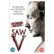 Saw V (5) (Blu-ray)