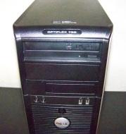 Dell OptiPlex 760 MT/DT/SFF/USFF (2008)
