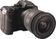 Foveon X3 DSLR image sensor