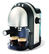 Morphy Richards 172003 Accents Espresso Machine - Black