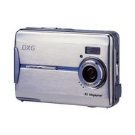 DXG 552C 5.1MP Digital Camera with Clamshell