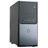 Desktop PC Intel Core i3-2120 3.3GHz Processor, DVD-Writer, 2xUSB3.0, 6xUSB2.0, RAM 8GB DDR3, HDD 500GB, Intel HD Graphics (DVI-VGA), LAN, Cardreader,