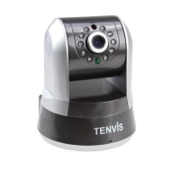 New!! Tenvis Original P2P Megapixels HD IP Camera IPROBOT3 Webcam Wireless Camera