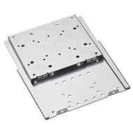 """OmniMount QM-200FB Fixed Wall Mount for 23"""" to 37"""" Displays (Black)"""