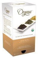 Organa ORG5035 Chai Single Cup Tea Pods, 18-count