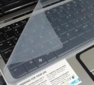 """Universal Silikon Tastatur Schutzfolie Skin für Notebooks 15 """"15,6"""" 16 """"16,4"""" 17 """"17,1"""" 17,3 """" Zoll"""
